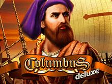 Columbus Deluxe - игровой автомат
