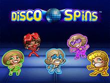 Disco Spins - игровой автомат