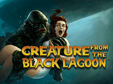 Creature From The Black Lagoon - игровой автомат