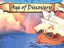 Age Of Discovery - игровой автомат
