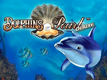 Dolphin's Pearl Deluxe - игровой автомат