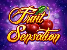 Fruit Sensation - игровой автомат