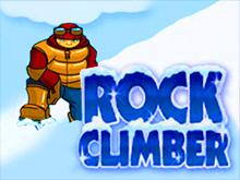На биткоины Rock Climber и рулетка