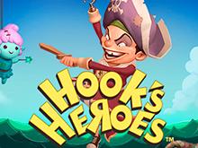 Hook's Heroes - игровой автомат