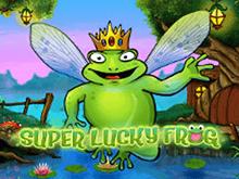 Super Lucky Frog - игровой автомат