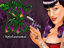 Hot Ink - игровой автомат