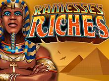 Ramesses Riches - игровой автомат