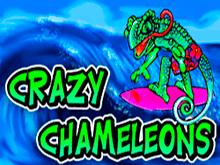 Crazy Chameleons - игровой автомат