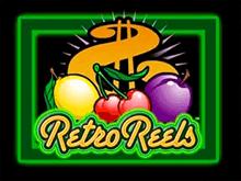 Retro Reels - игровой автомат