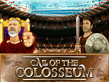 Call of the Colosseum - игровой автомат