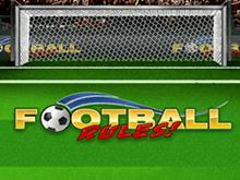 Football Rules! - игровой автомат