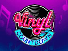 Азартная онлайн игра с биткоинами: Vinyl Countdown