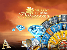 Биткоин ставки онлайн в автомате Mega Fortune Dreams
