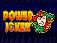 Биткоин ставки в аппарате Мощный Джокер