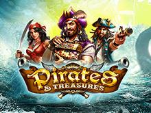 Играть в казино Биткоин с настоящими ставками в Pirates Treasures