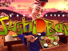 Биткоин ставки с выигрышами в Sushi Bar