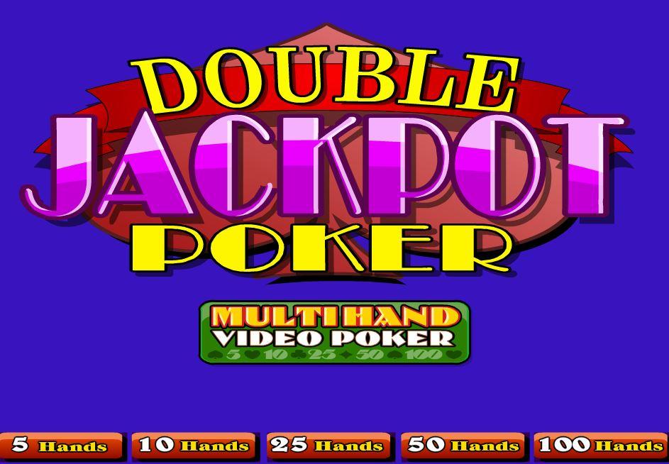 Double Jackpot Poker - игровой автомат