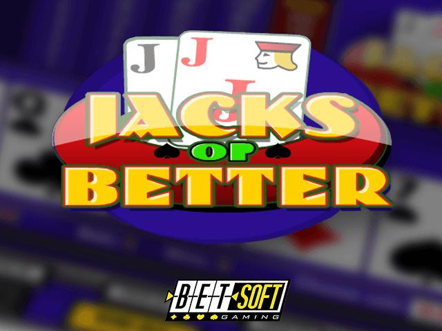 Jacks Or Better Multi-Hand Video Poker - игровой автомат