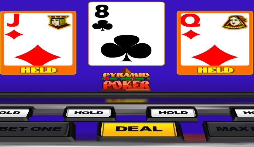 Joker Poker Pyramid Poker - игровой автомат