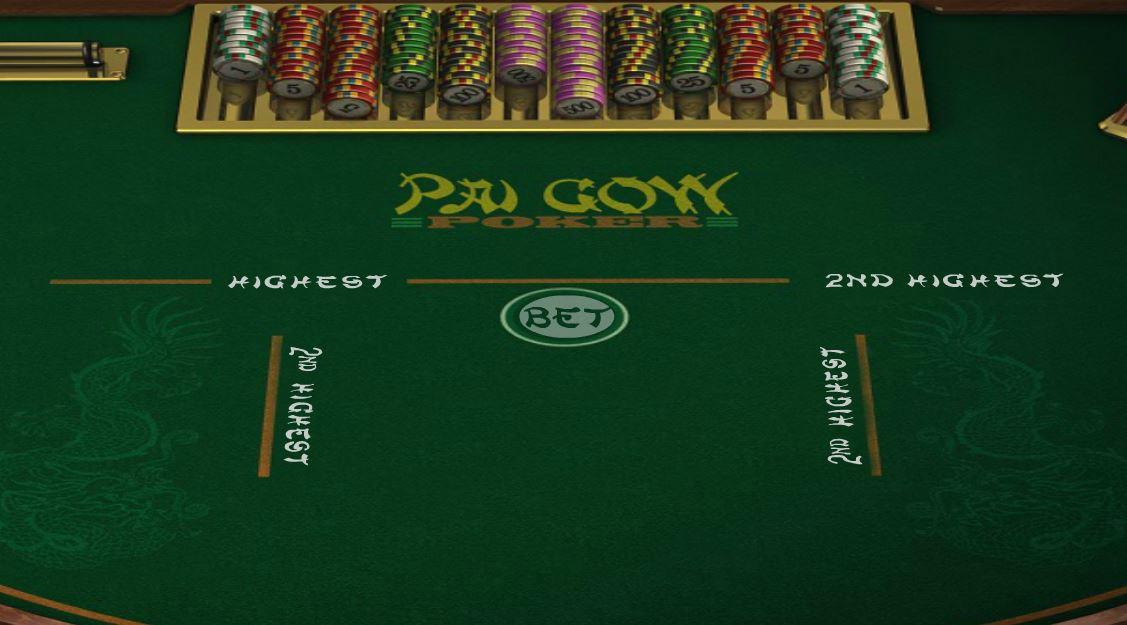Pai Gow Poker - игровой автомат