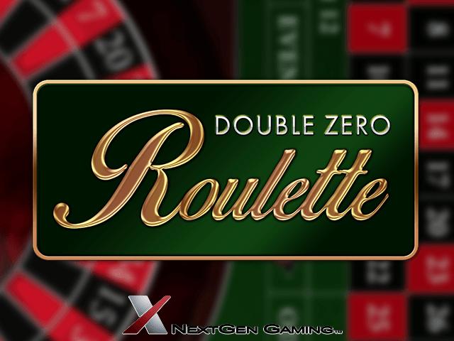 Double Zero Roulette - игровой автомат