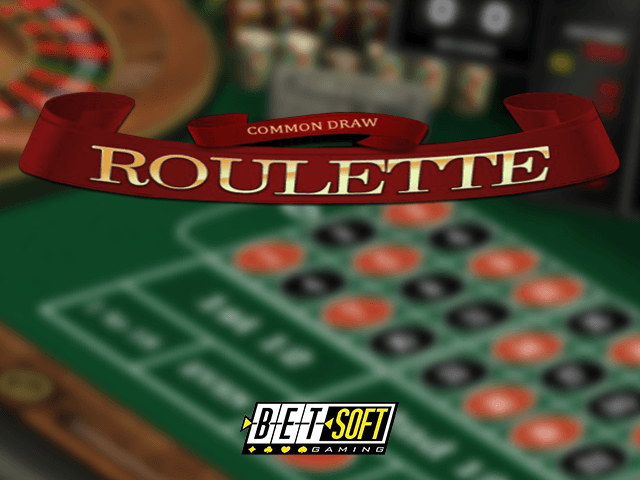 Common Draw Roulette - игровой автомат