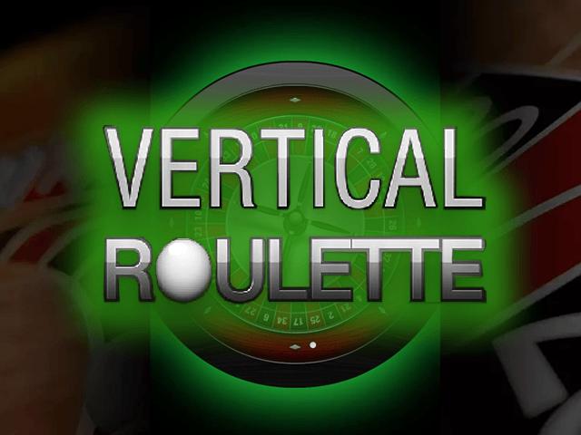 Vertical Roulette - игровой автомат