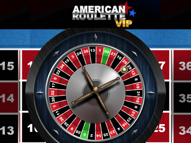 American Roulette VIP - игровой автомат
