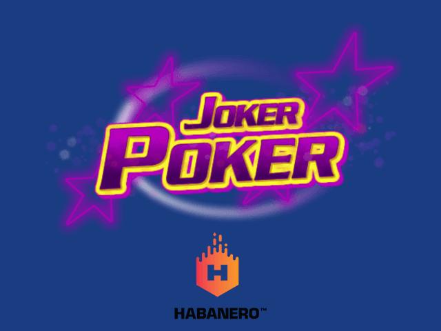 Joker Poker by Habanero - игровой автомат