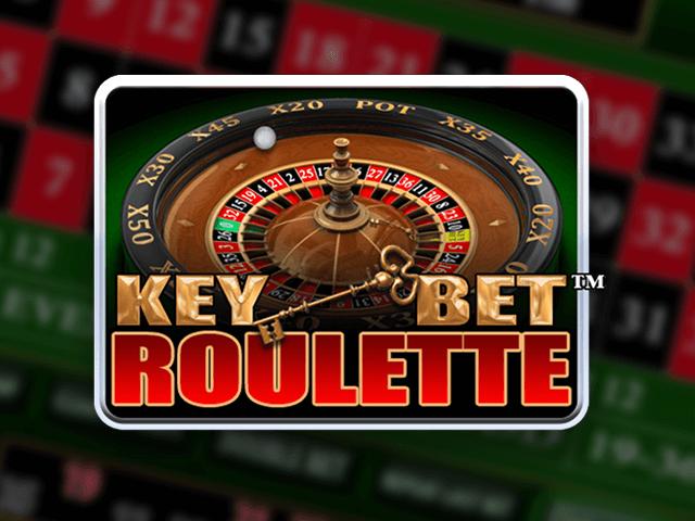 Key Bet Roulette - игровой автомат