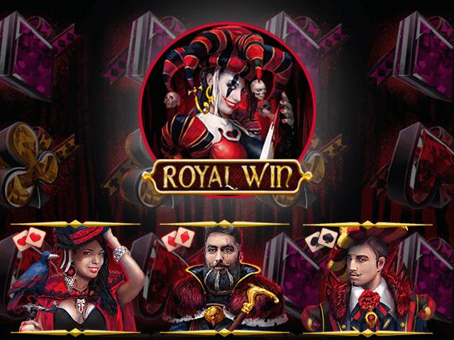 Royal Win - игровой автомат