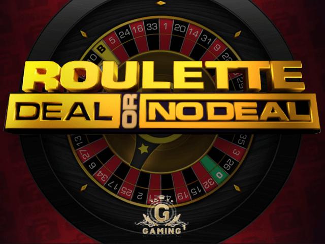Roulette Deal Or No Deal - игровой автомат