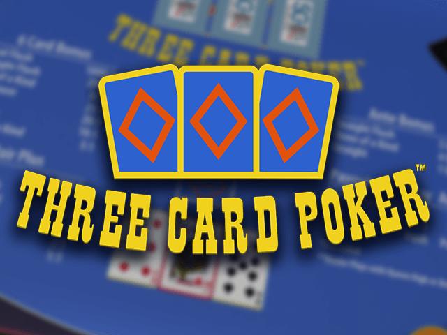 Three Card Poker (DUAL) - игровой автомат