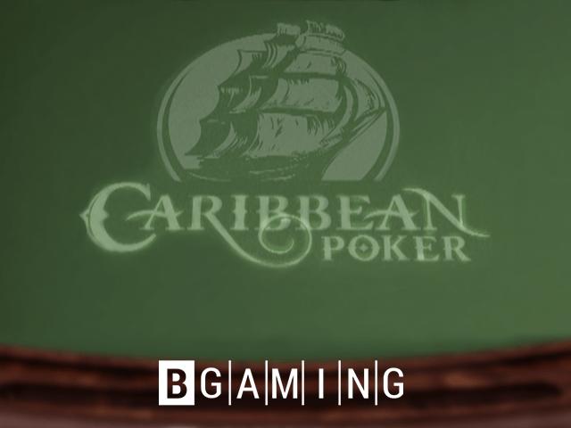 Caribbean Poker - игровой автомат