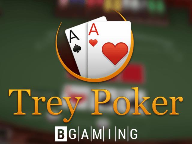 Trey Poker - игровой автомат